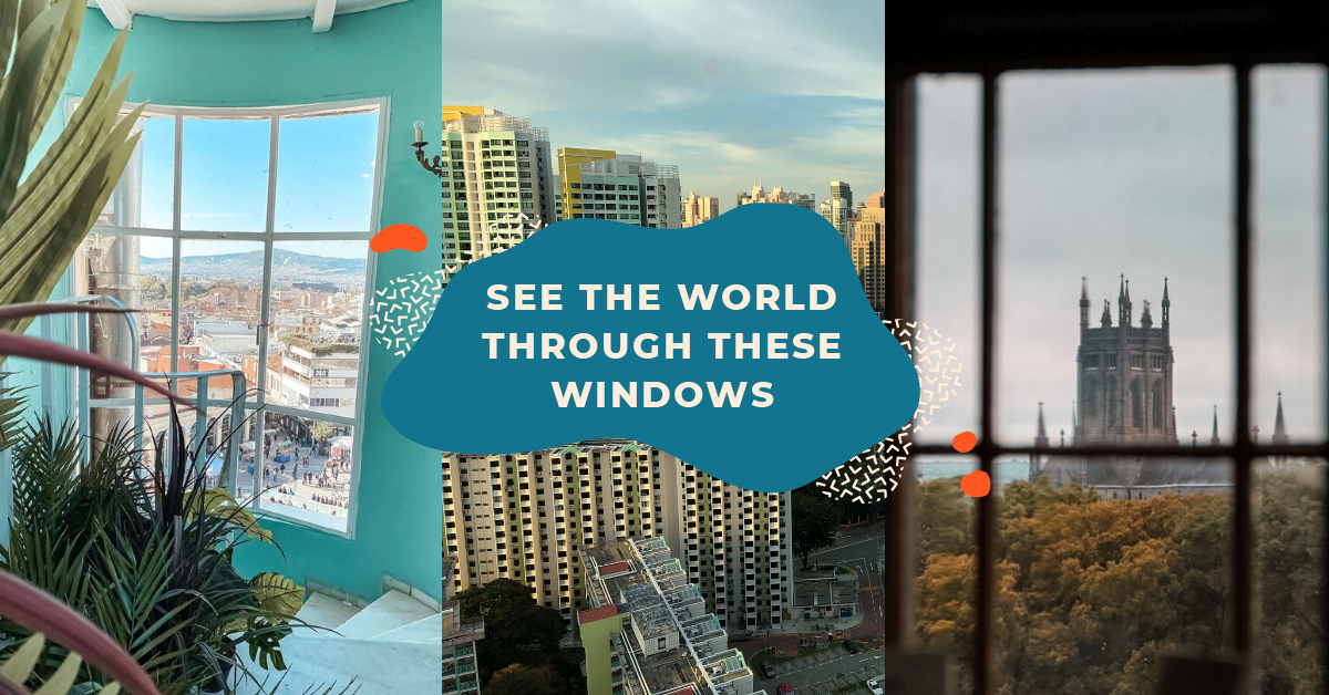 Enjoy These Beautiful Views From Windows Around The World