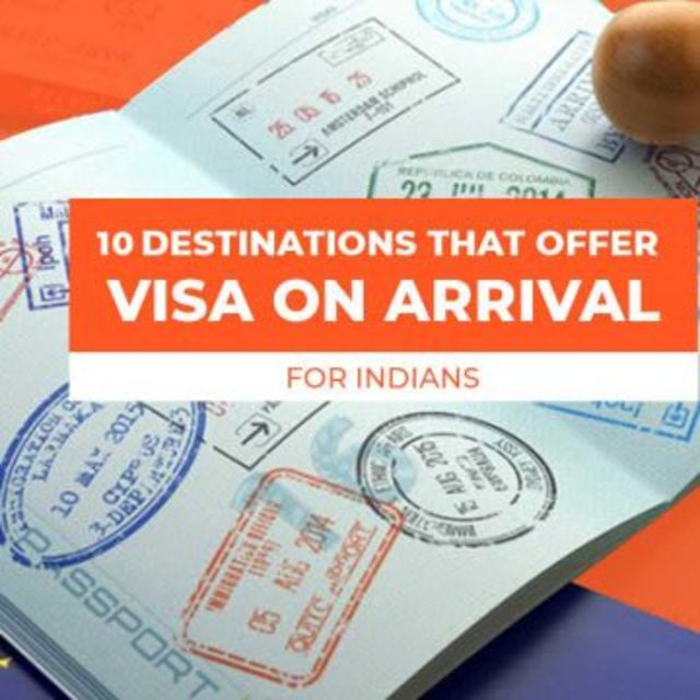 10 Destinations That Welcome Indians with Visa on Arrival