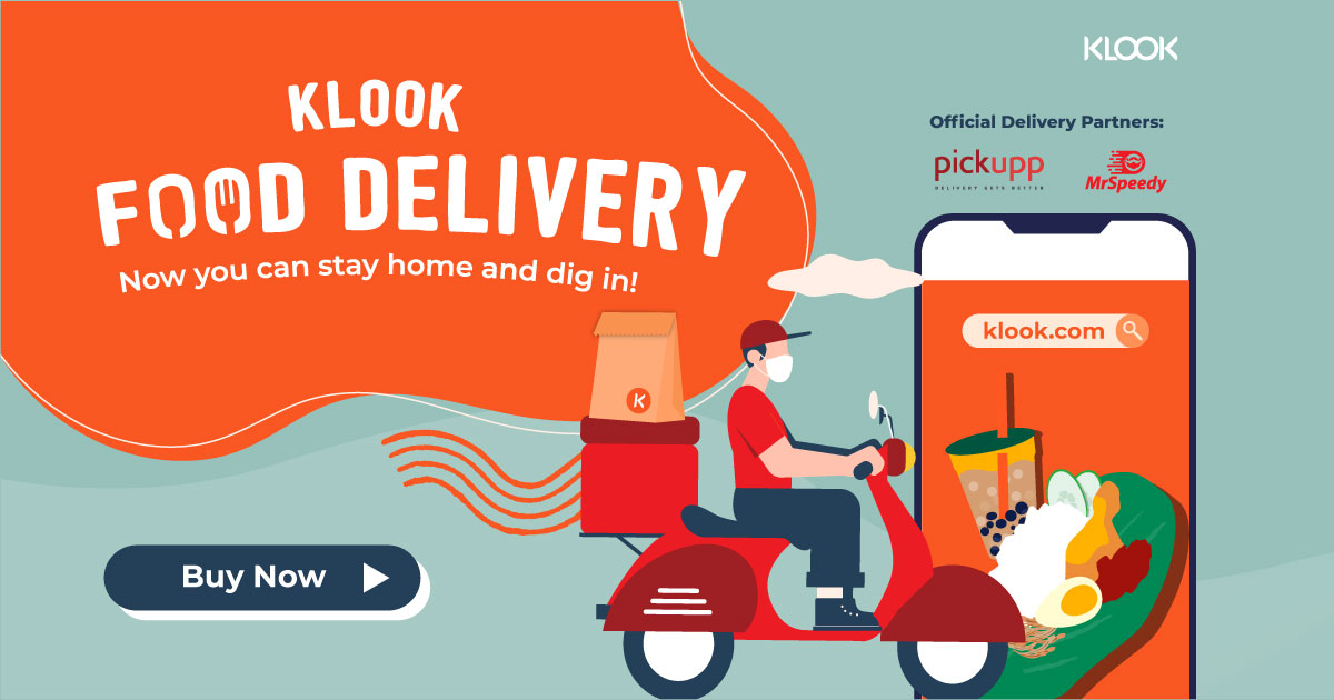 klook food delivery malaysia