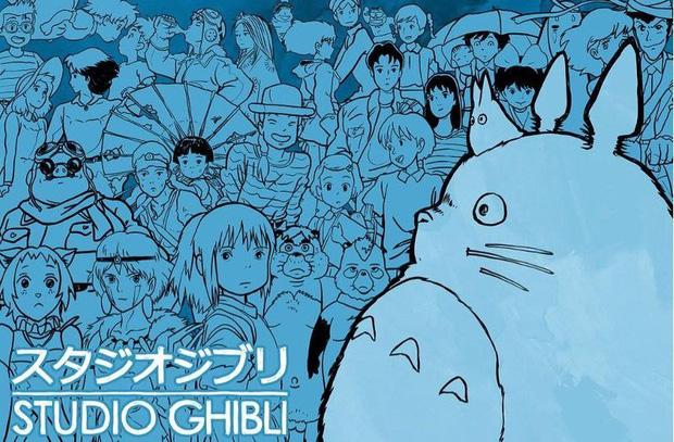Điểm Danh 15 Phim Hoạt Hình Ghibli Nổi Tiếng Trên Netflix