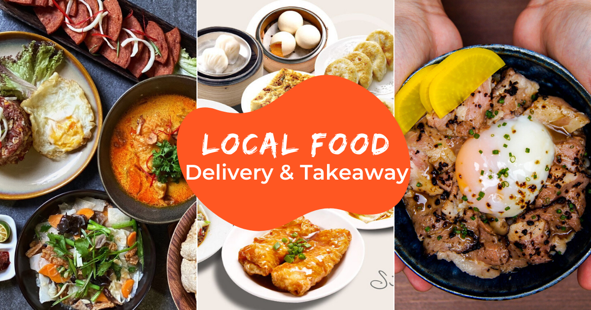 Local Food Delivery and Takeaway Blog Image