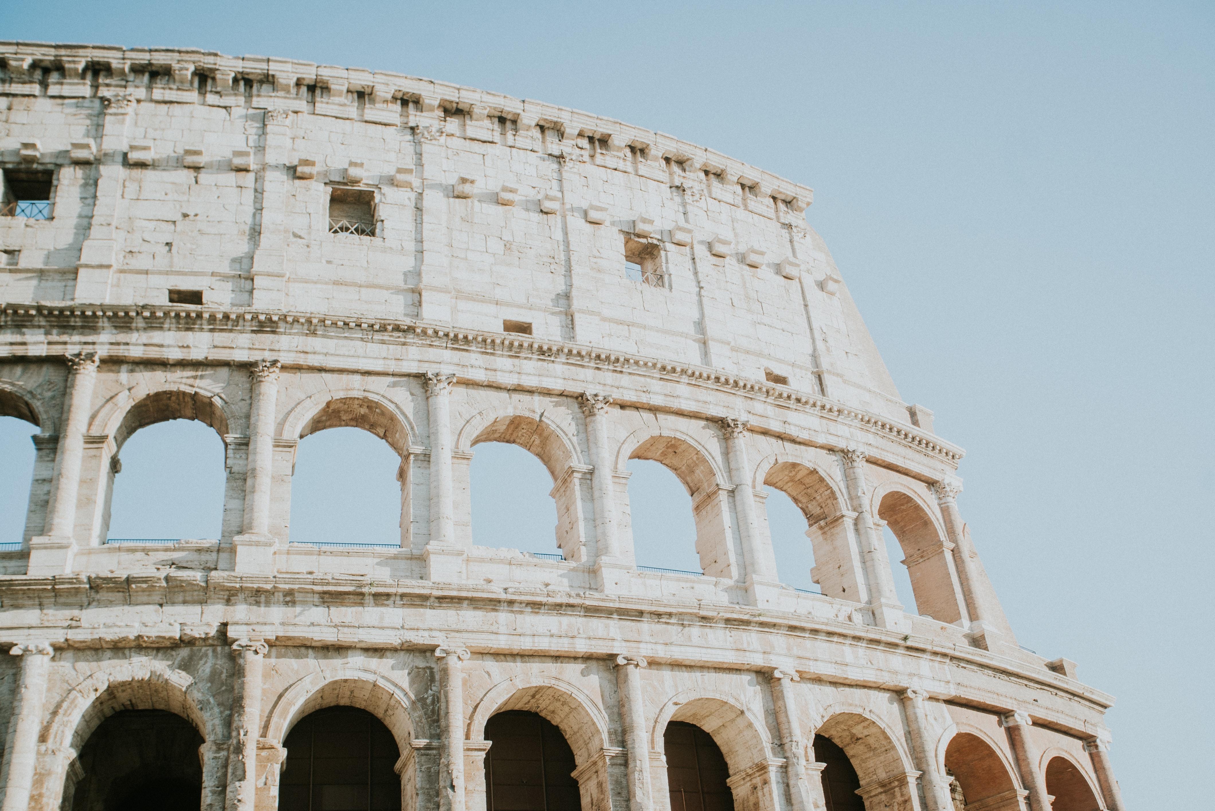 Roman Colosseum, Italy