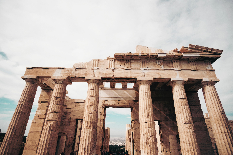 The Acropolis กรีซ