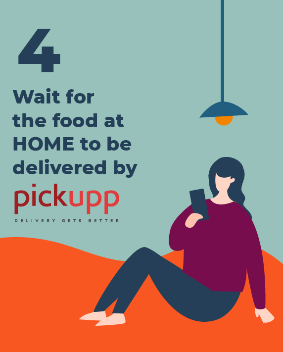 klook food delivery step 4