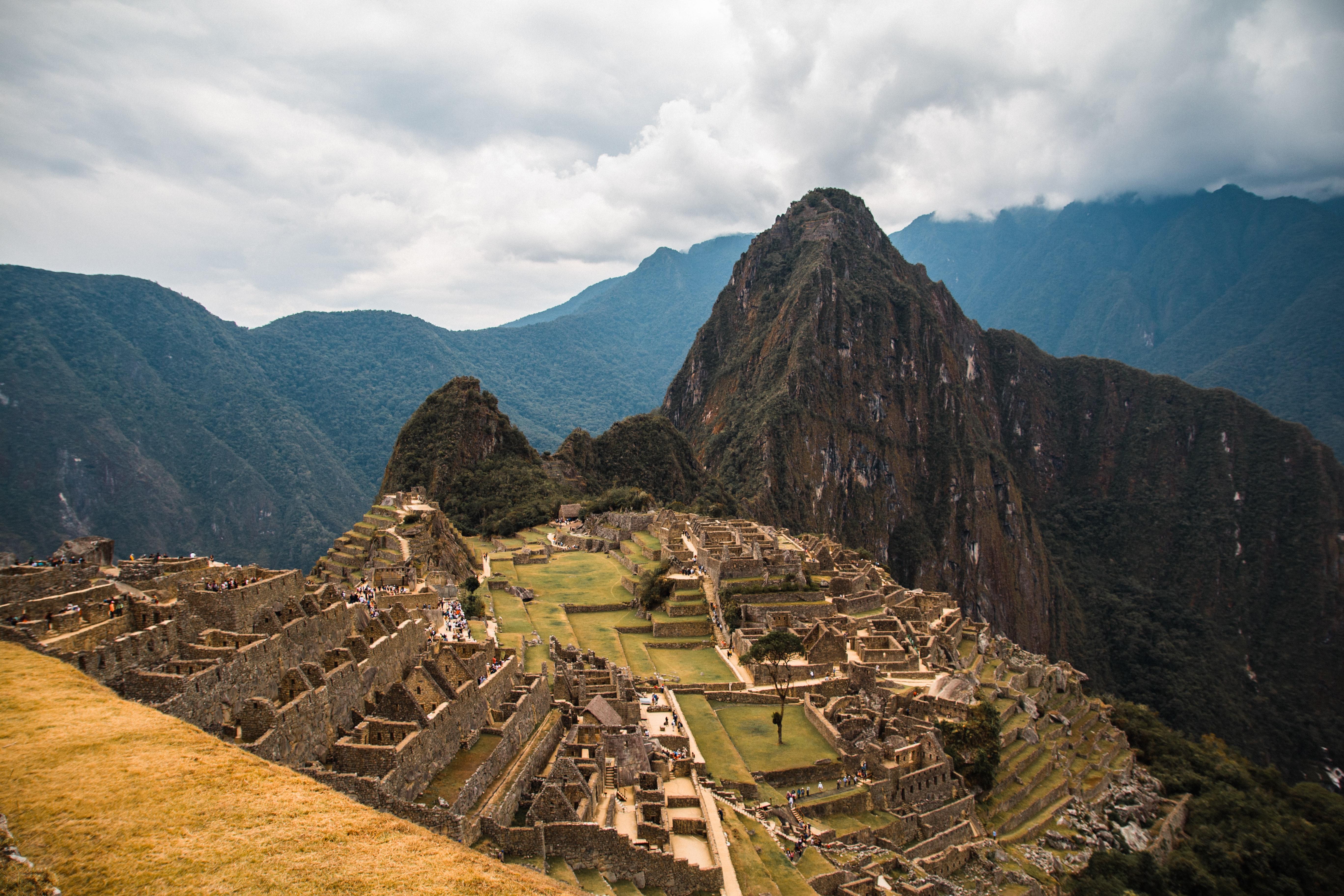 เที่ยว Machu Picchu เปรู