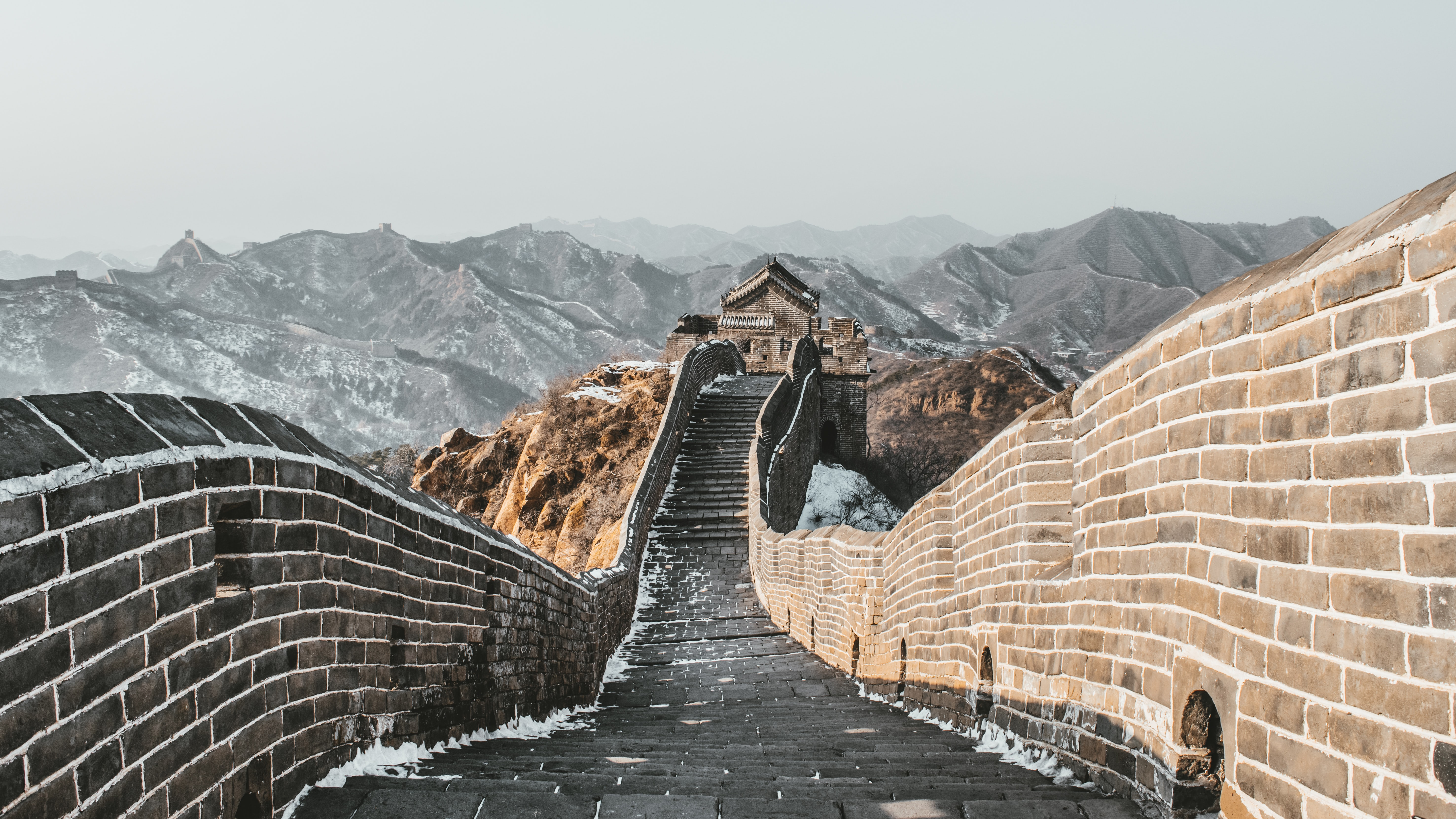 ทัวร์กำแพงเมืองจีน The Great wall of China