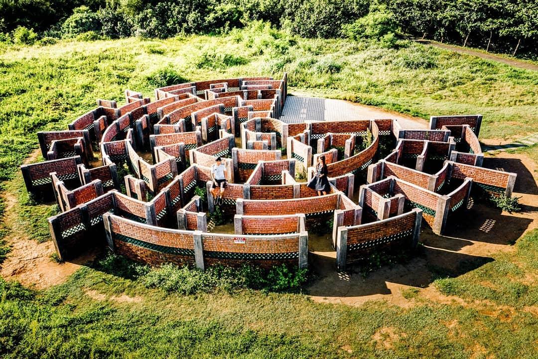 老梅迷宮1
