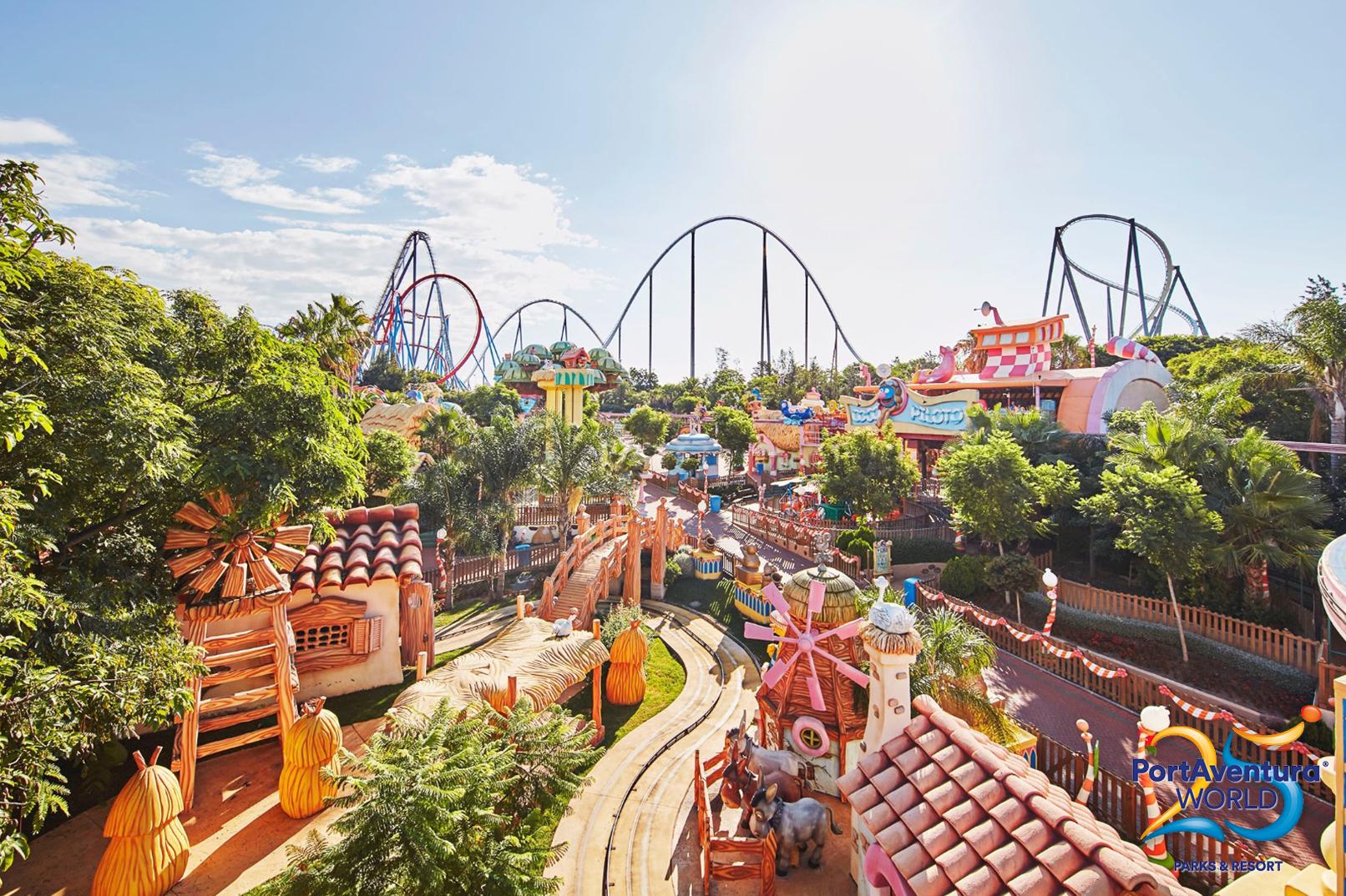 PortAventura Theme Park Tarragona