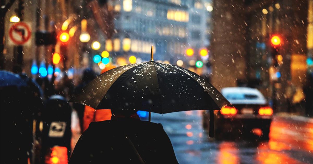 清明連假下雨封面