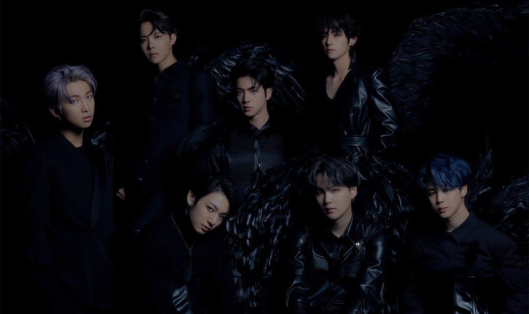 Lokasi Syuting BTS Black Swan