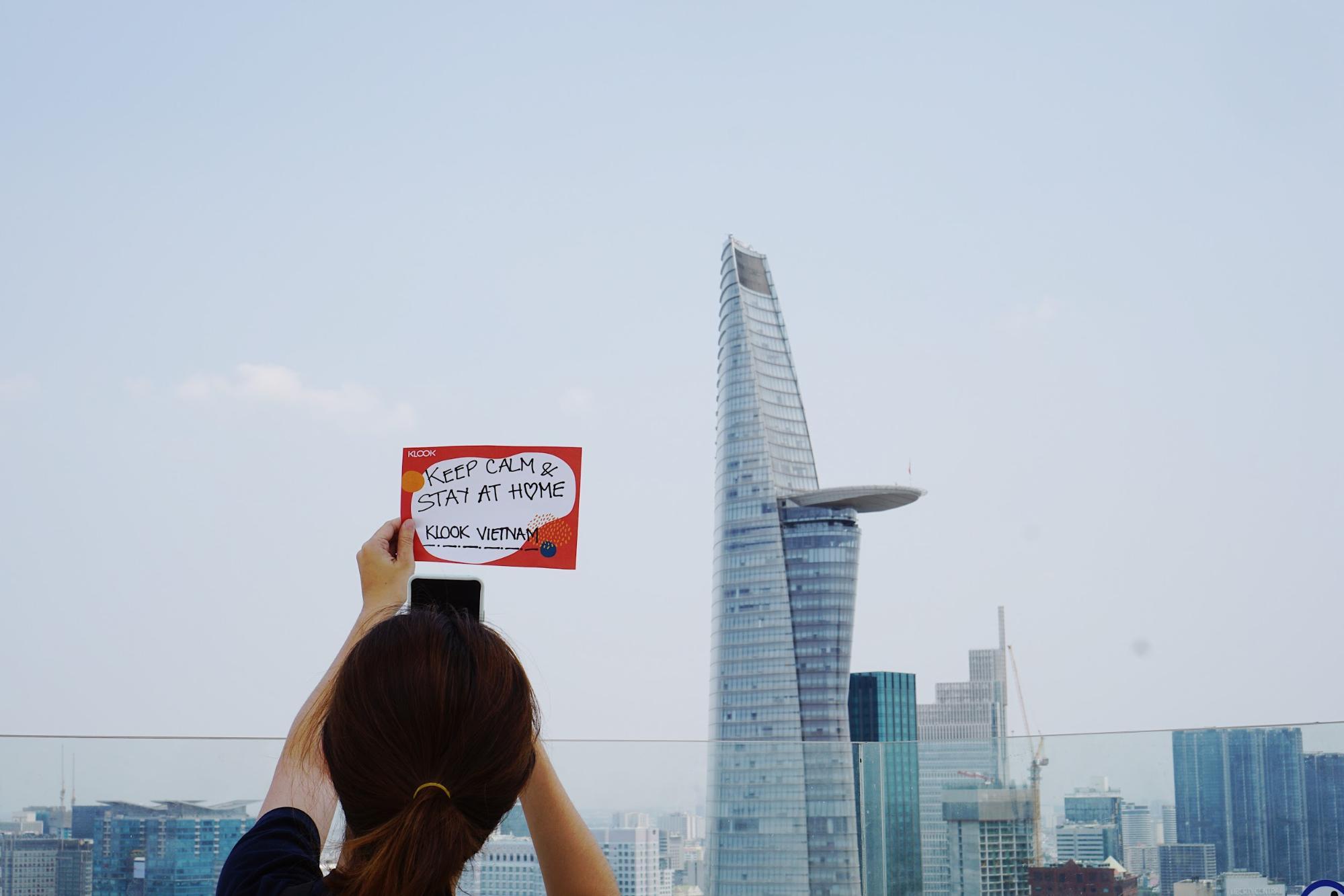 Bitexco Tower in Vietnam