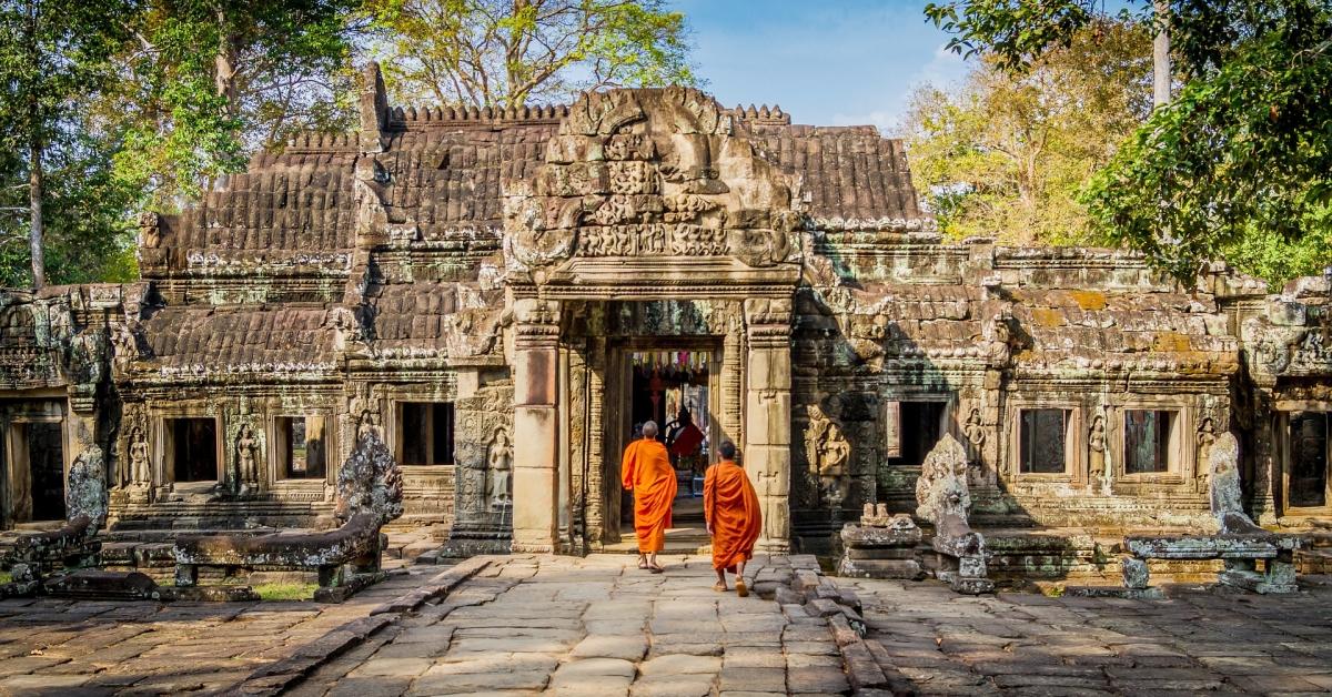 Du Lịch Siem Reap Tự Túc, Khám Phá 10 Lát Cắt Văn Hoá Rực Rỡ