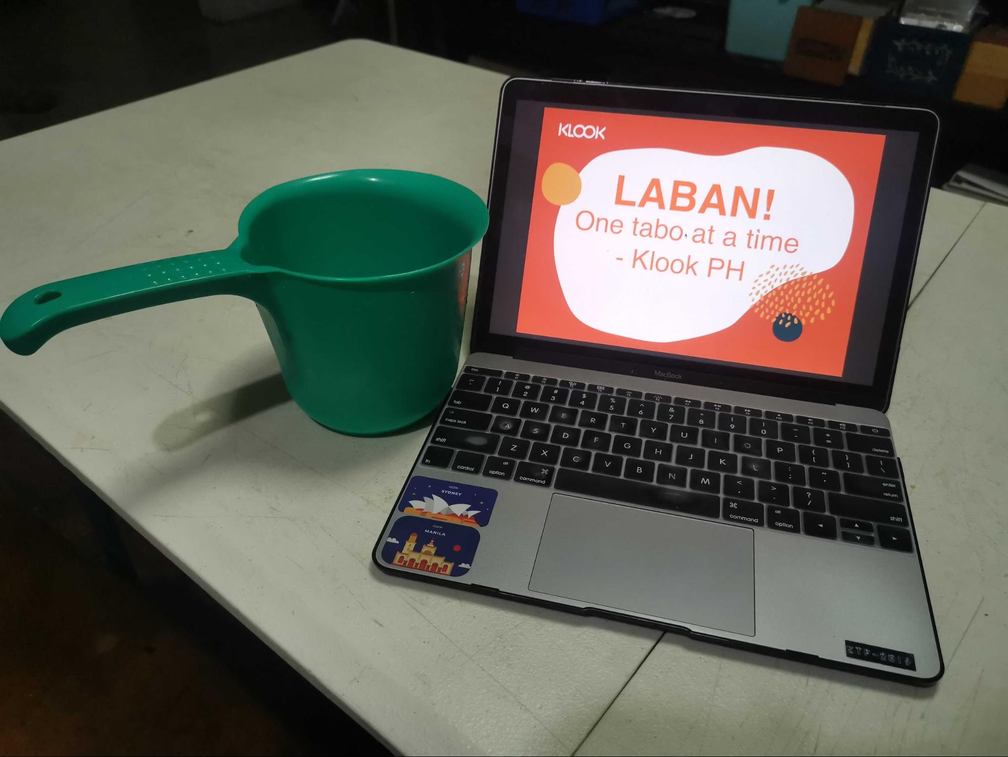 Tabo from the Philippines