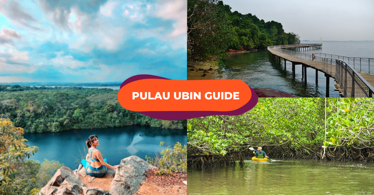 Pulau Ubin Singapore What To Do Getting There More Tips On Visiting The Island Klook Travel Blog