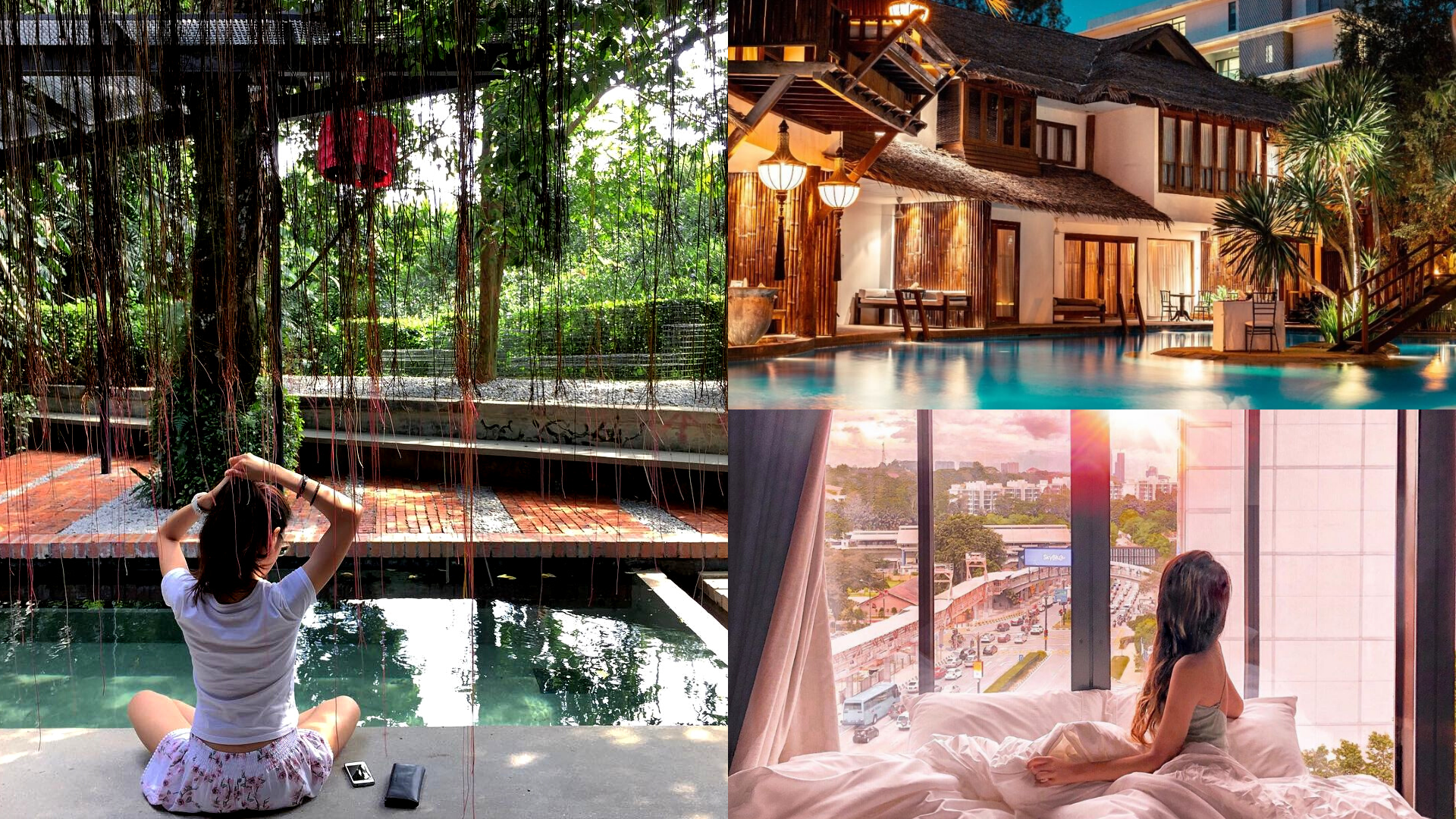 13 Charming Staycation Spots In The Heart Of KL City - Perfect Weekend Getaway Ideas