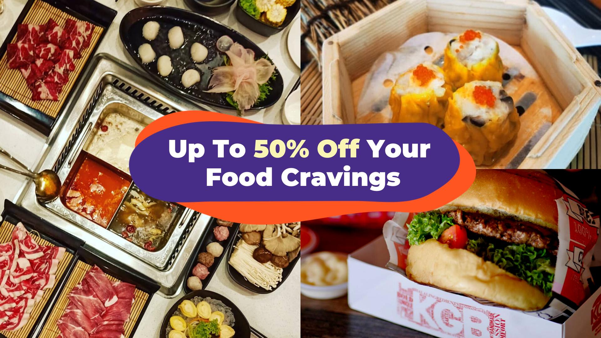 Blogheader - June Food Deals