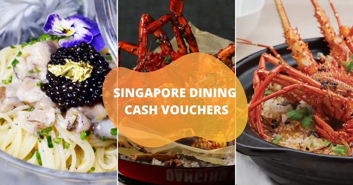 Up To 43% Off These Dining Cash Vouchers For Treat Yourself Days Or If You Can't Decide What To Eat