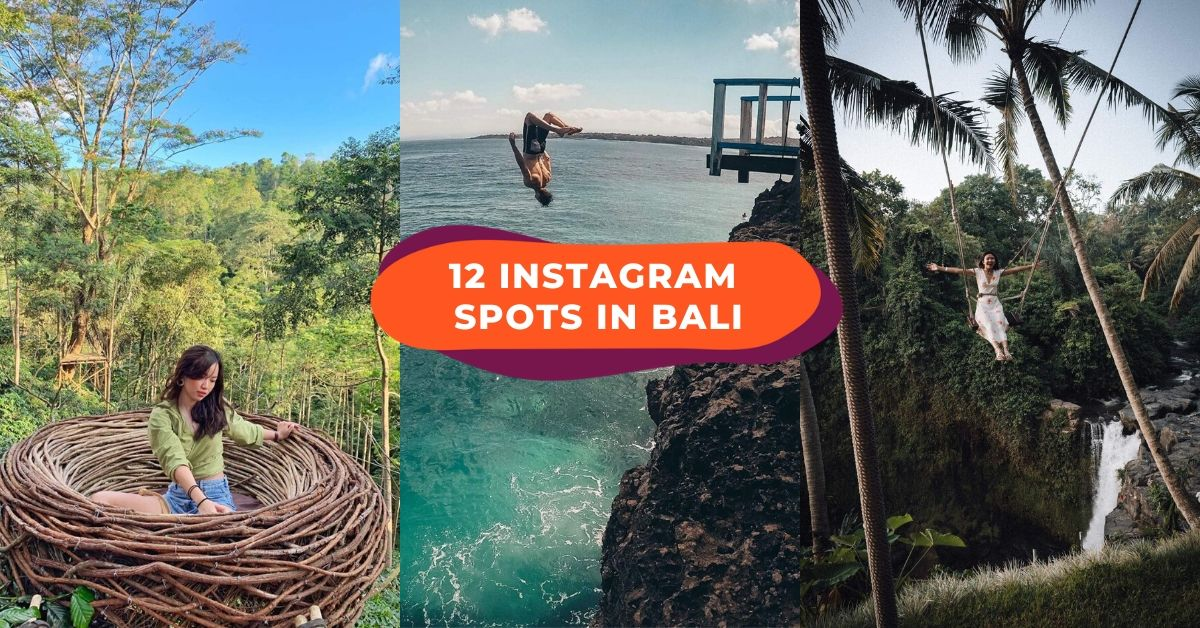Klook's Bali Travel Guide: 12 Instagramable Spots Like Wanagiri Hidden Hills And Hotel Mexicola To Check Out