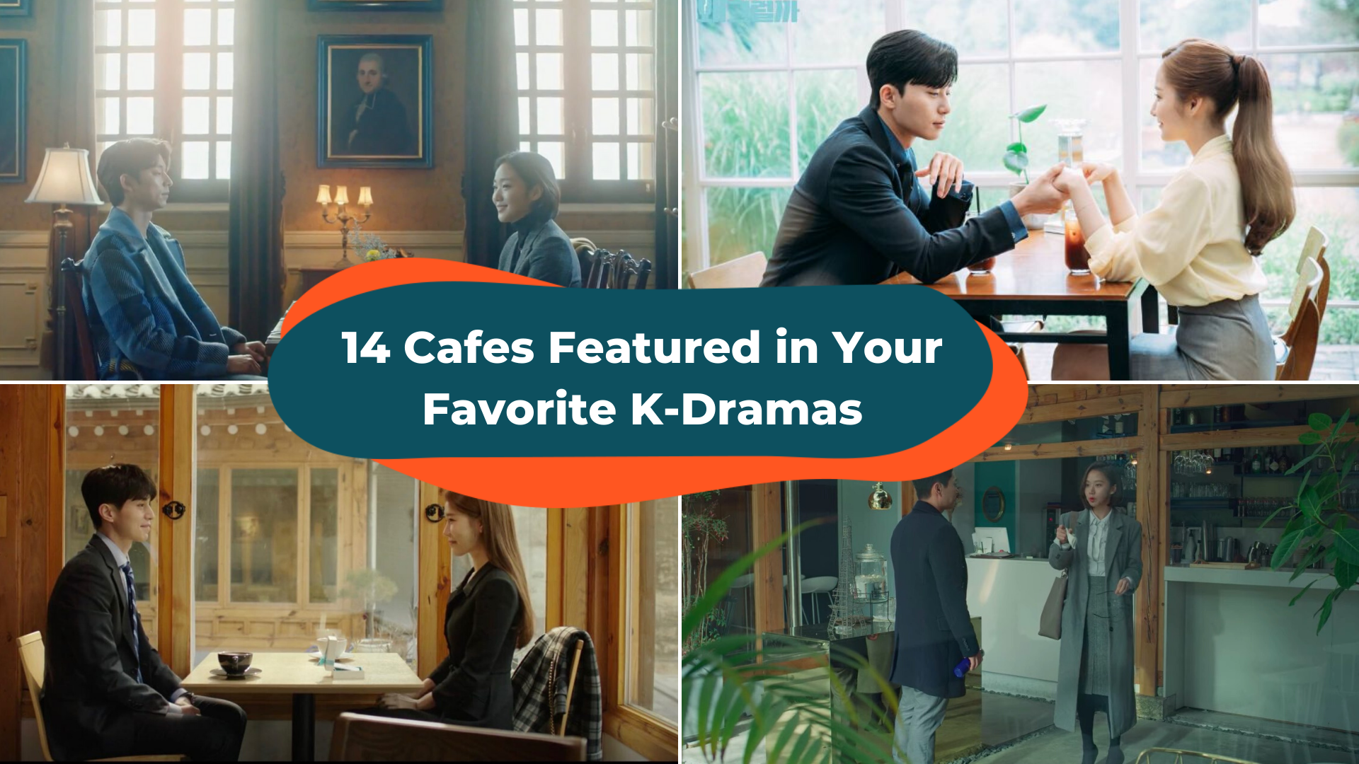 14 Cafes And Coffee Shops In South Korea Featured In Your Favorite K Dramas Klook Travel Blog