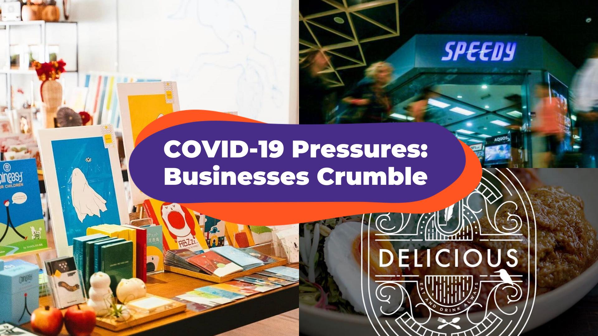 Covid 19 business closures