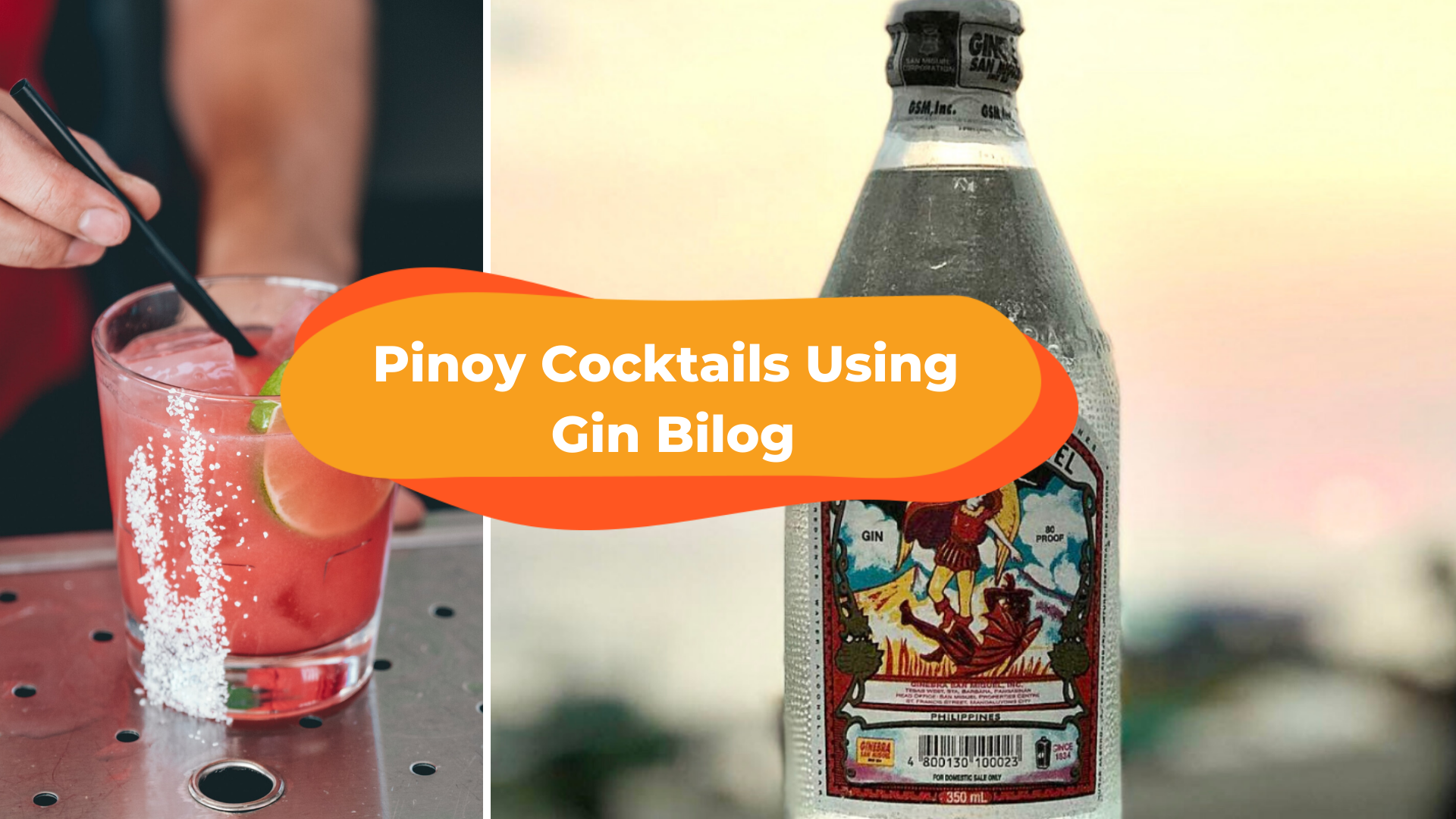 10 Pinoy Cocktail Recipes To Try With Gin Bilog Klook Travel Blog