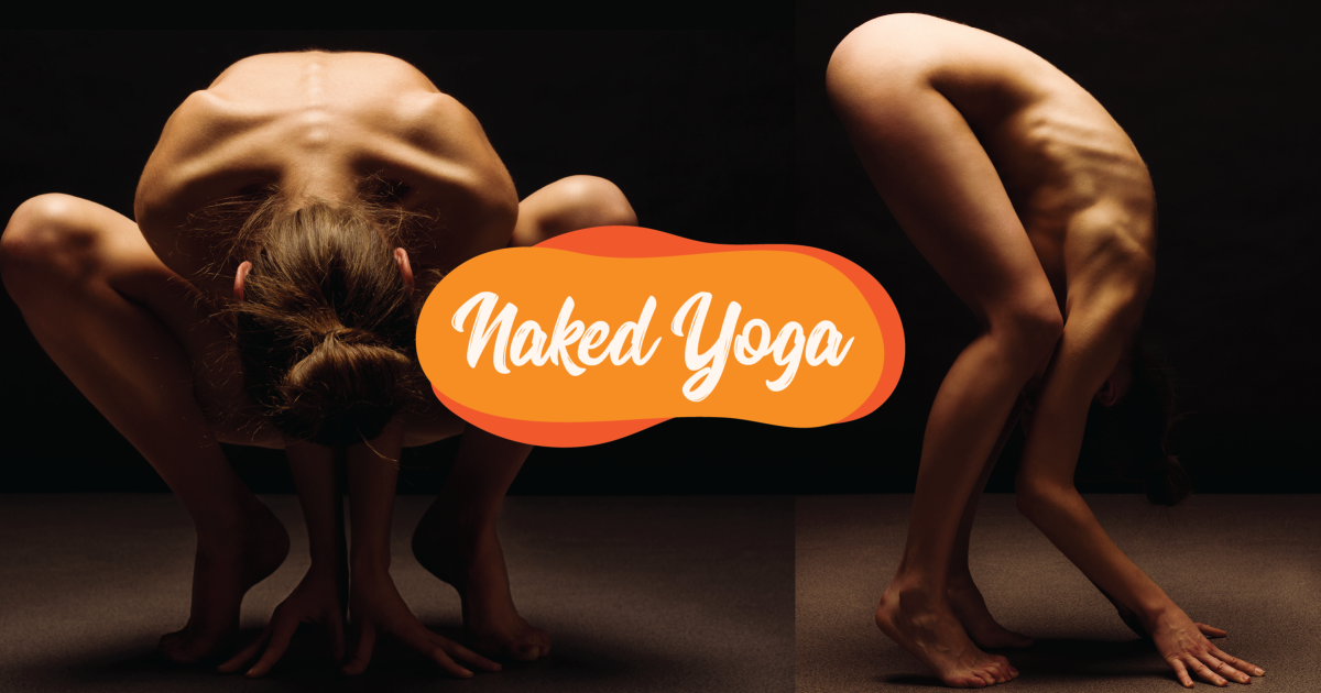 What Actually Goes On Inside A Naked Yoga Class?