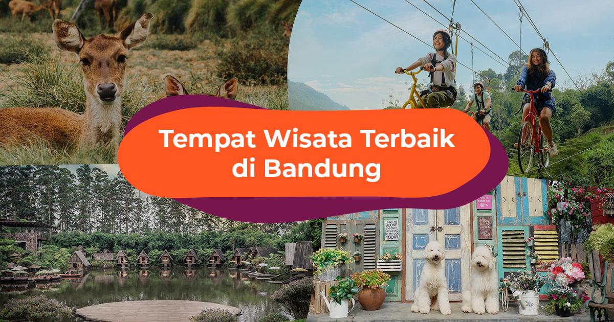 19 Tempat Wisata di Bandung yang Wajib kamu Kunjungi Saat Liburan Nanti