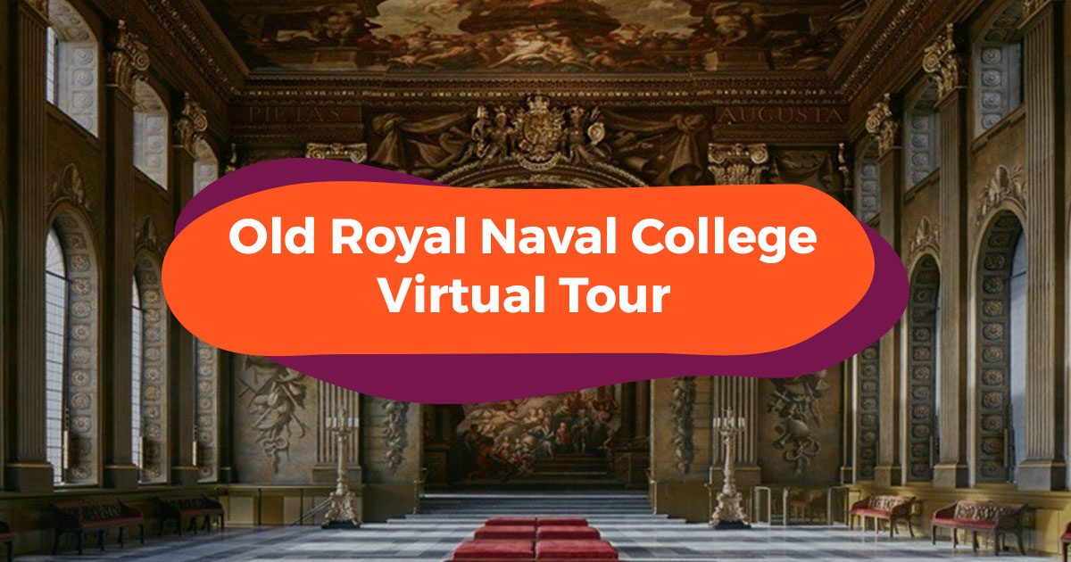 Old Royal Naval College Cover