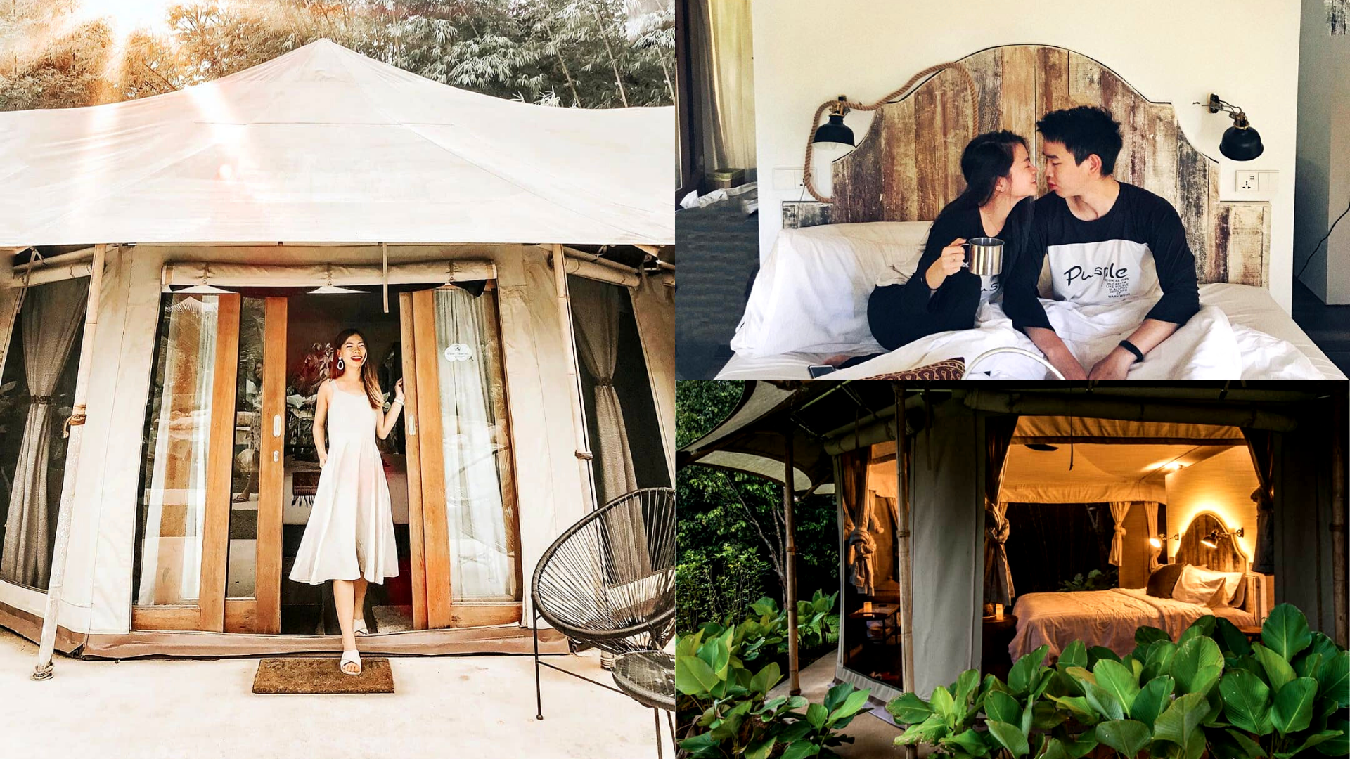 Tiarasa Escapes: This Dreamy Glamping Site In Janda Baik Has Safari-Style Tents And Rooftop Villas