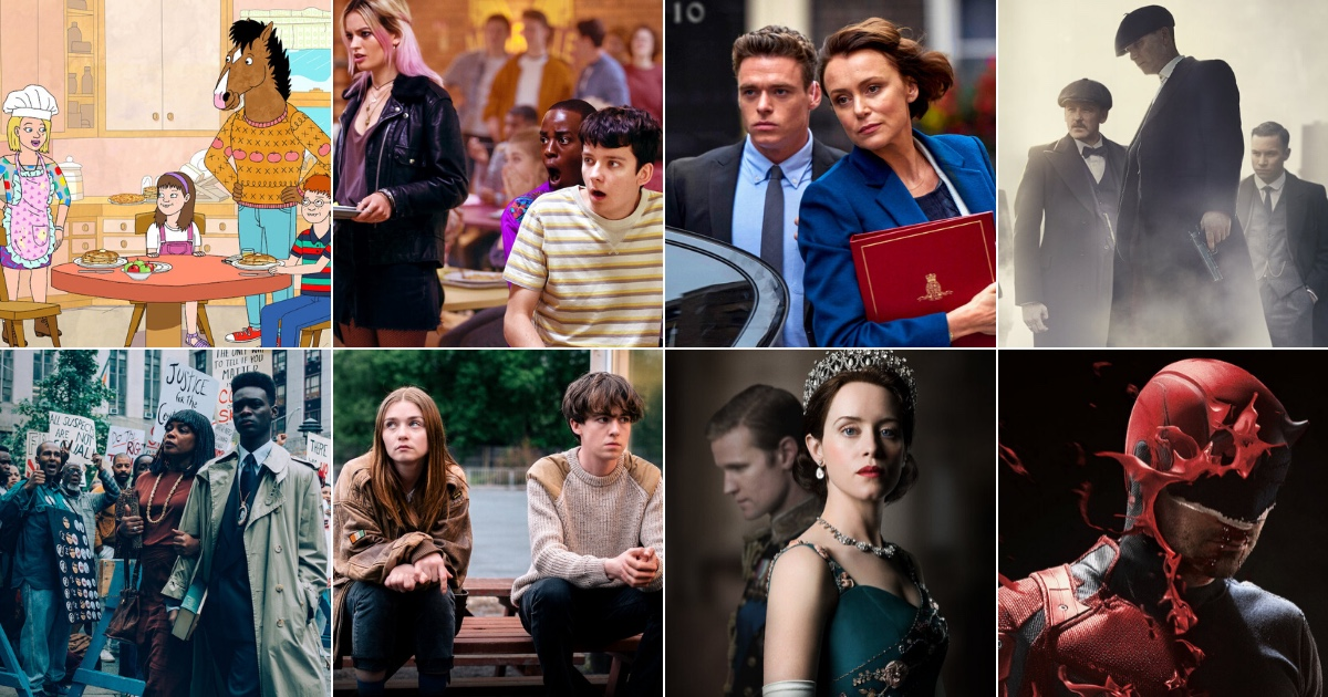 17 Serial Netflix Terbaik yang Wajib Kamu Tonton Sampai Habis!