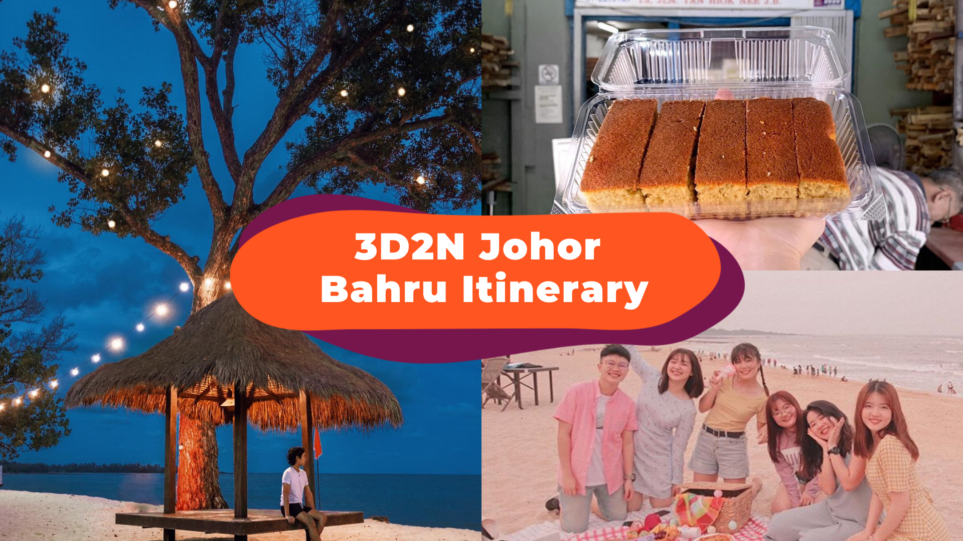Explore The Best Parts Of Johor Bahru With This Perfect 3D2N Itinerary
