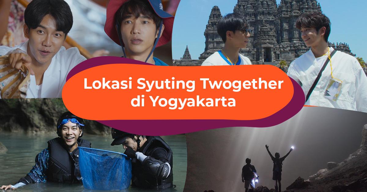 Twogether 6 Tempat Wisata Di Yogyakarta Yang Dikunjungi Lee Seung Gi Dan Jasper Liu Untuk Serial Netflix Mereka Klook Blog