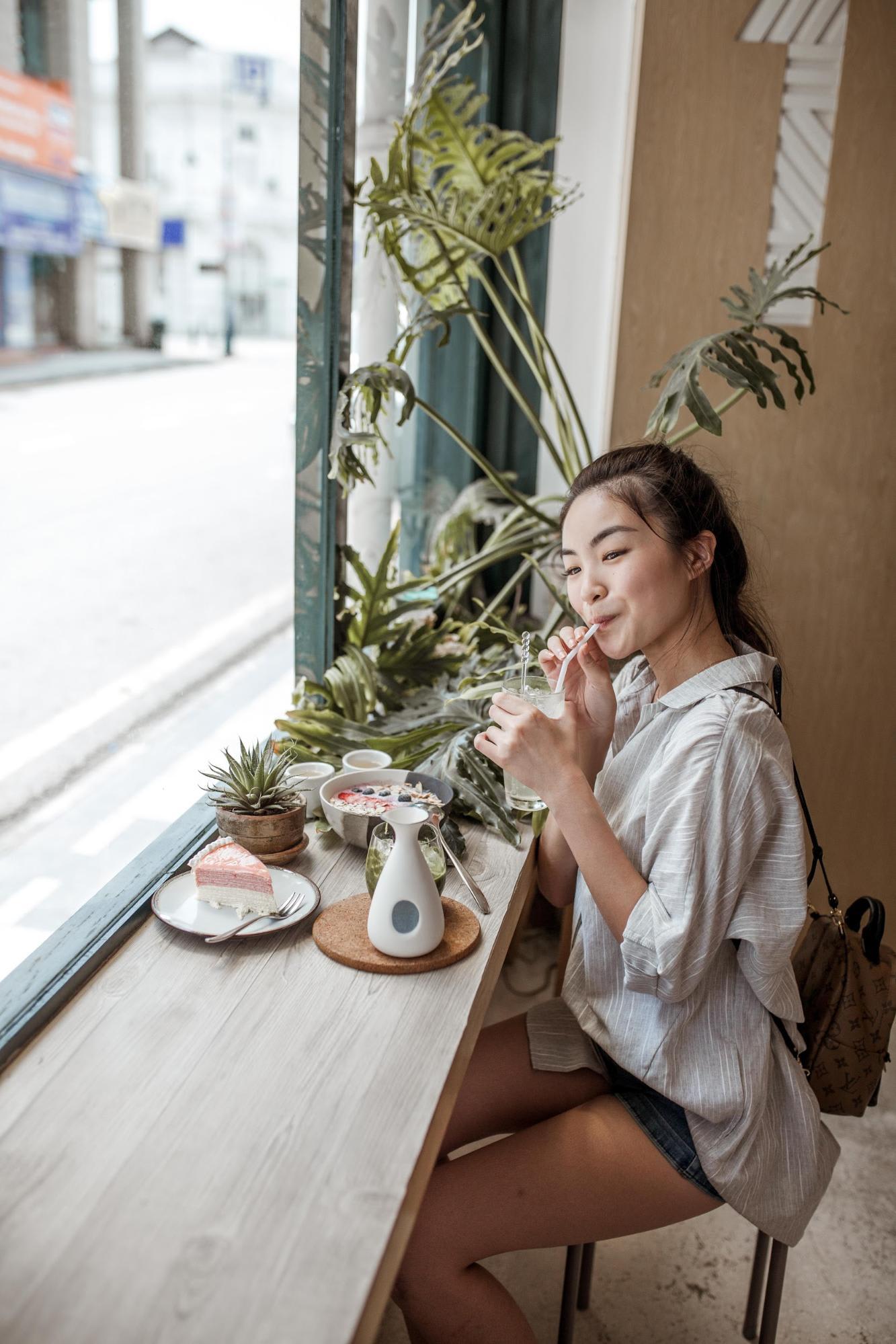 Penang Cafe Hopping