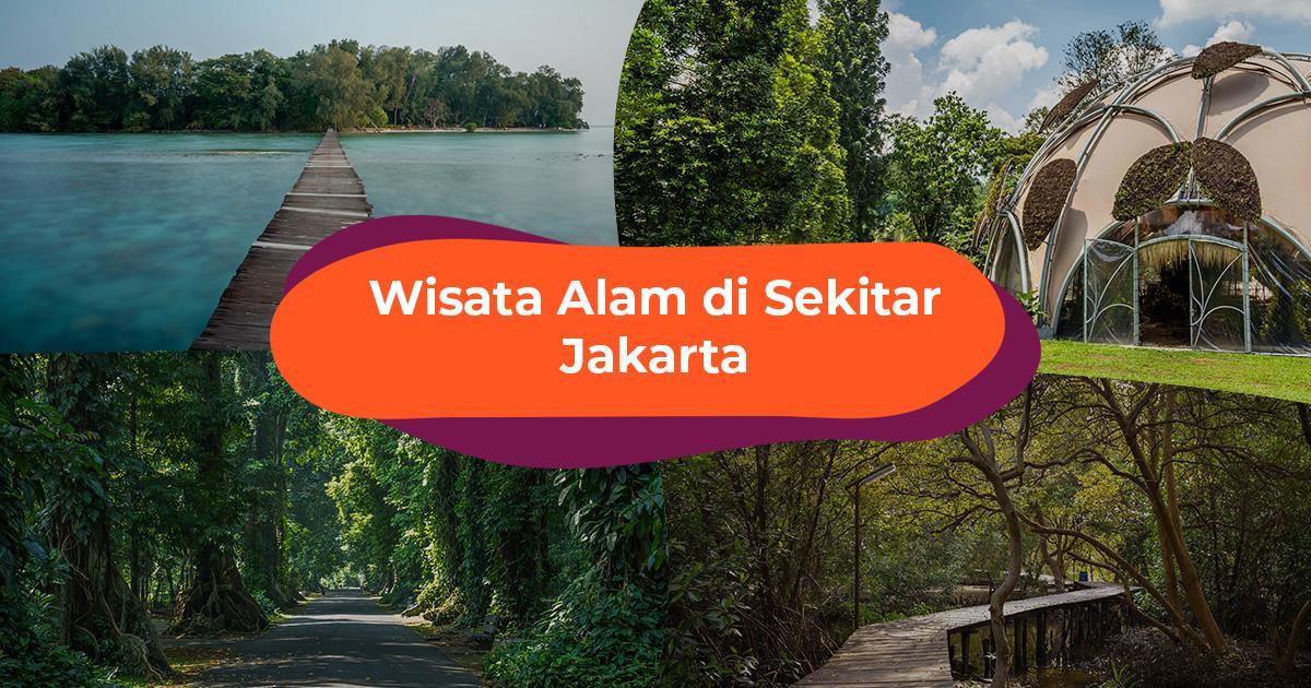 8 Tempat Wisata Alam Jakarta Dan Sekitarnya Klook Blog
