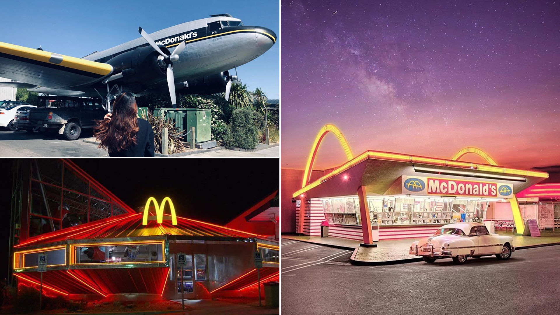12 Unique McDonald's Stores Around the World We Can't Wait To Dine In!