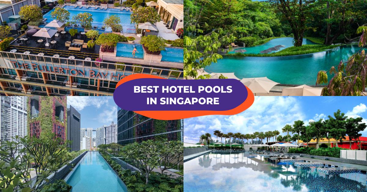 best hotel swimming pools singapore