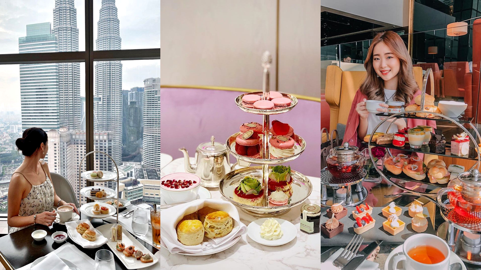15 Best Afternoon High Tea Spots Around KL With Great Views And Amazing Atmosphere