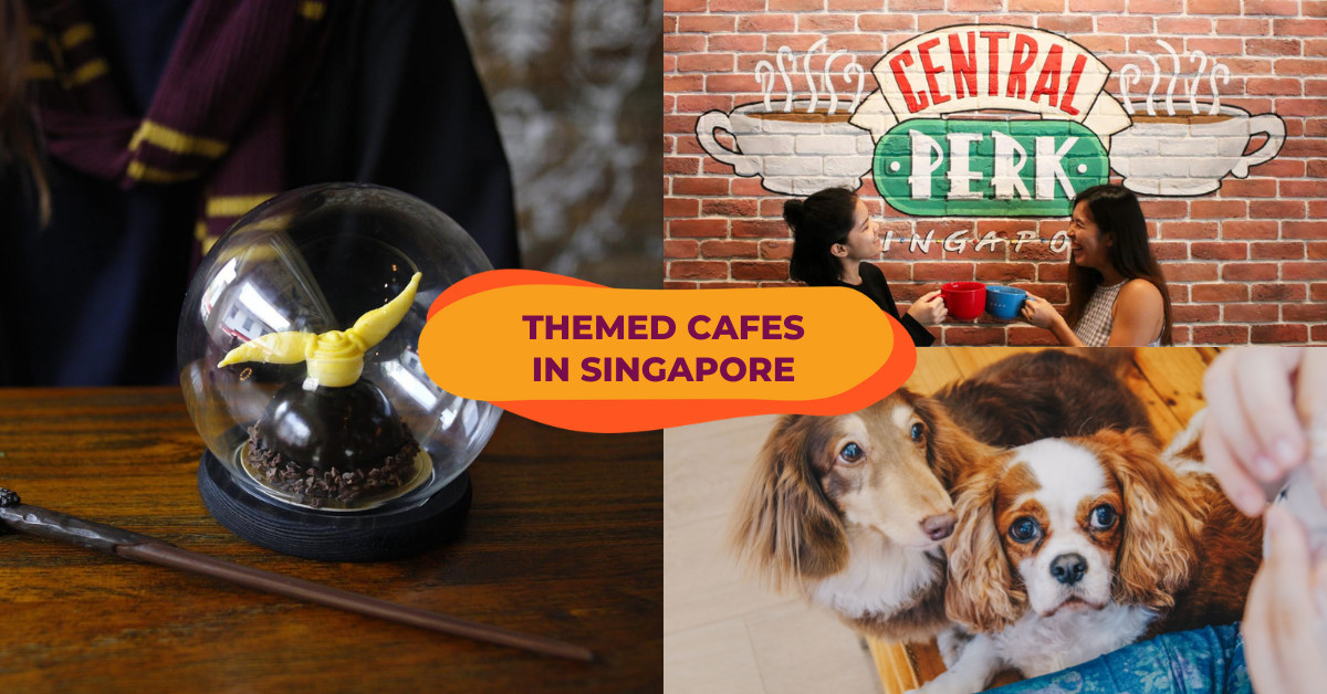 themed cafes singapore