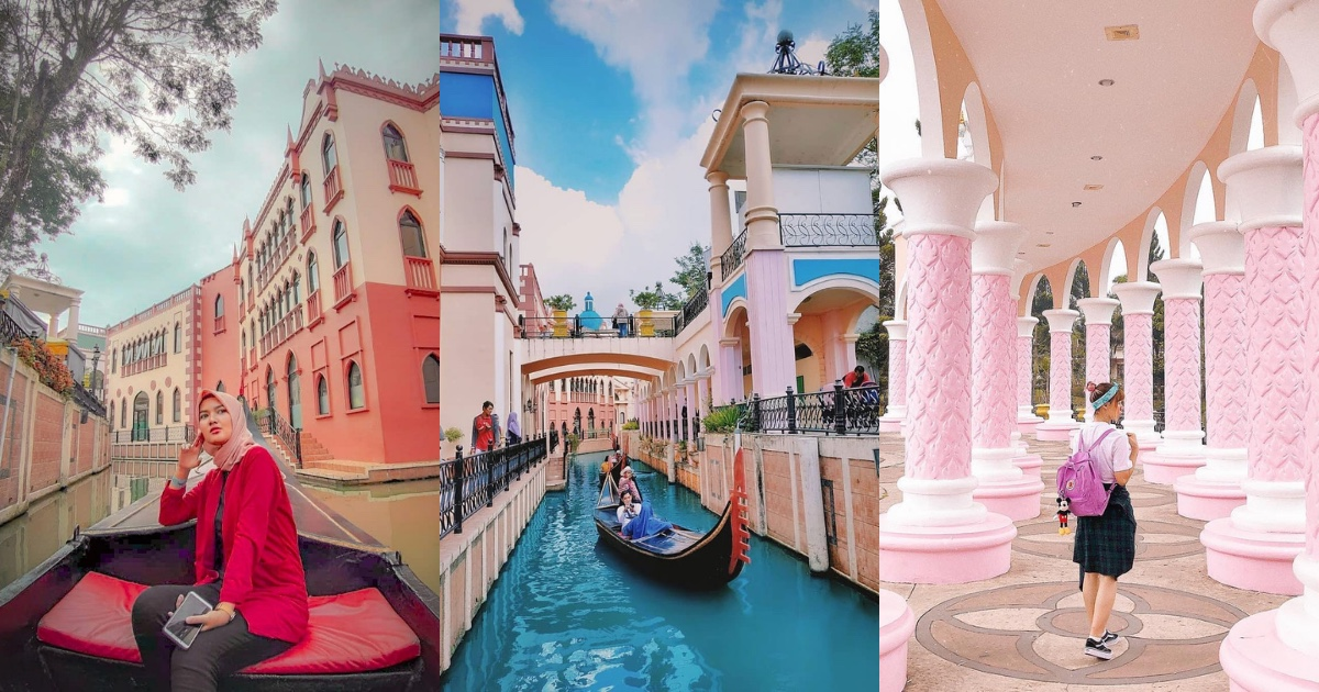 Little Venice Kota Bunga Info Lengkap Tempat Wisata Instagramable Di Puncak Klook Blog
