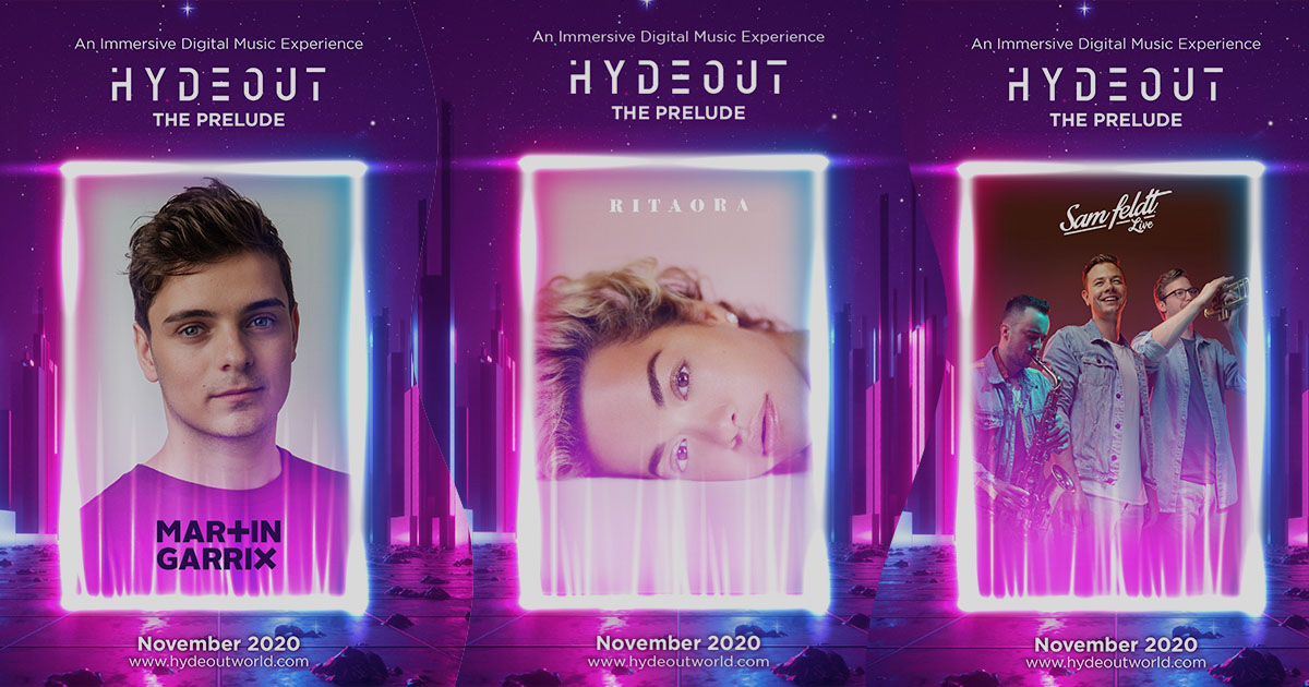 hydeout the prelude