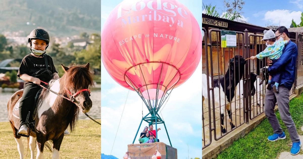 13 Tempat Wisata Di Lembang Yang Cocok Untuk Liburan Keluarga Klook Blog