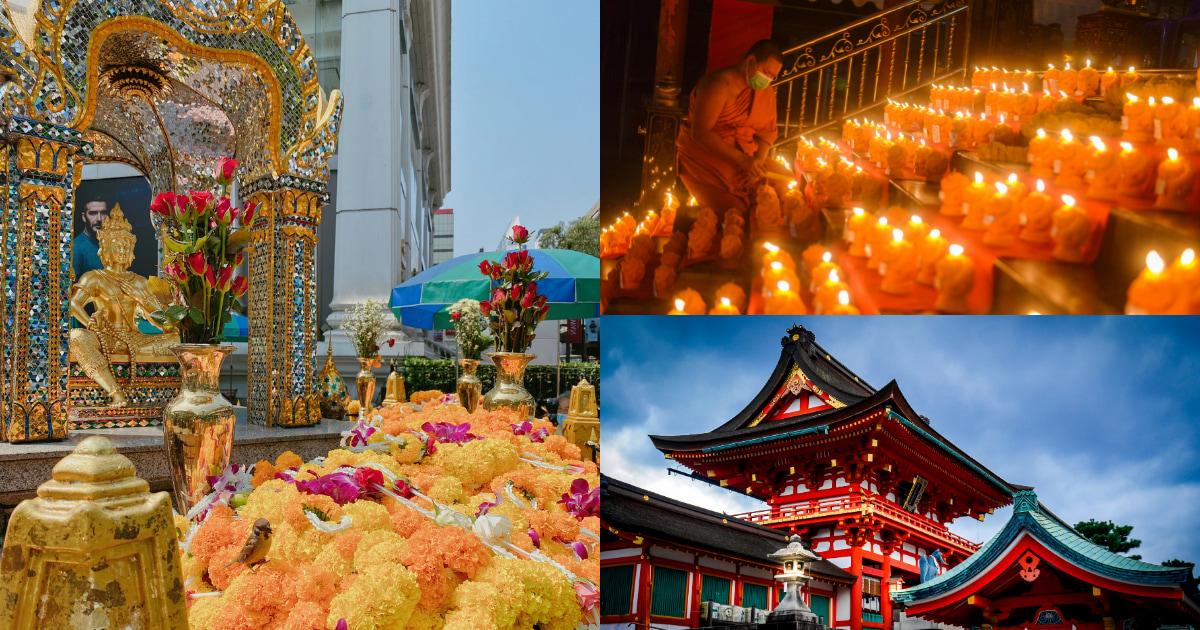 精选最著名寺庙