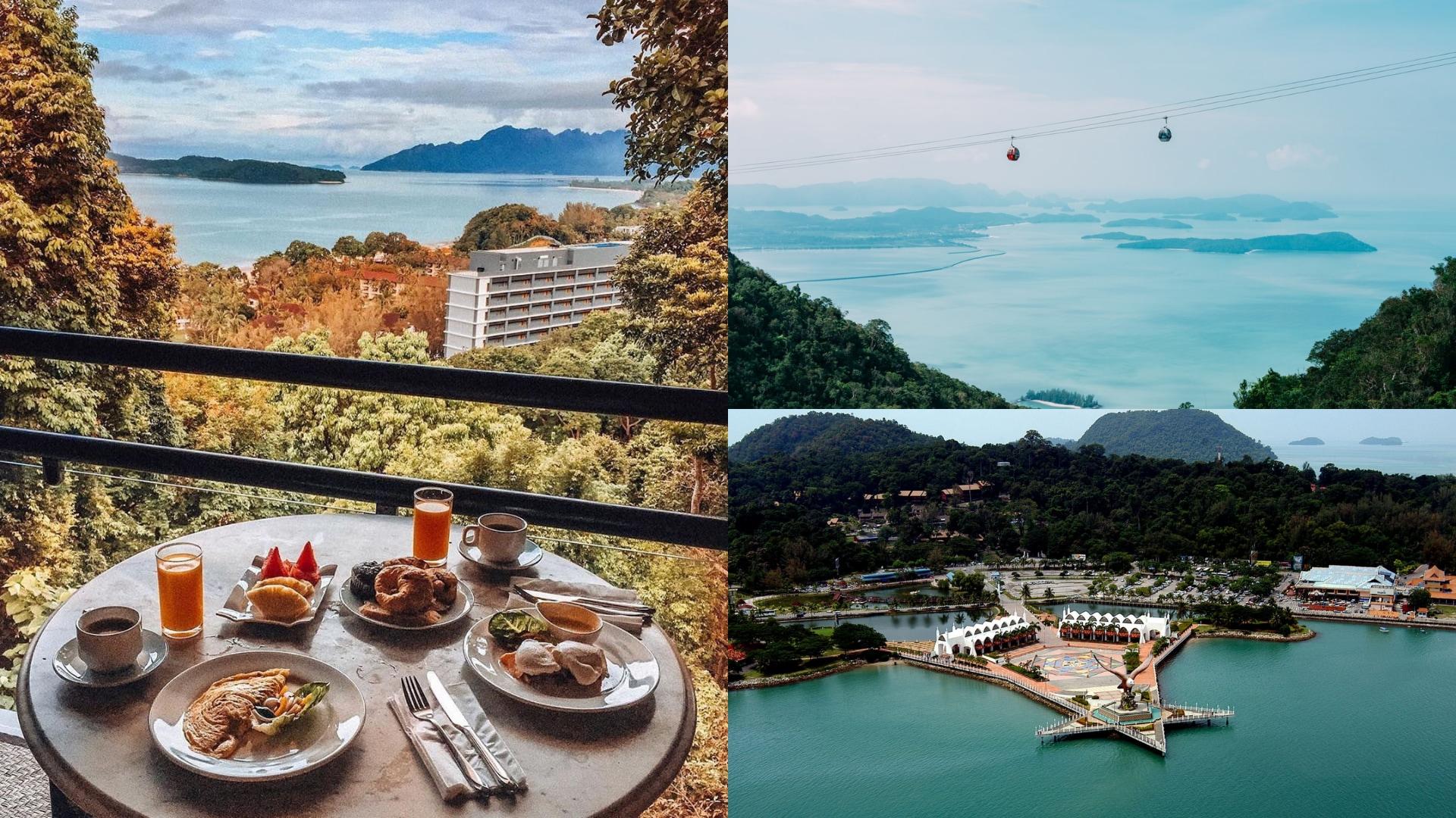 langkawi travel bubble malaysia