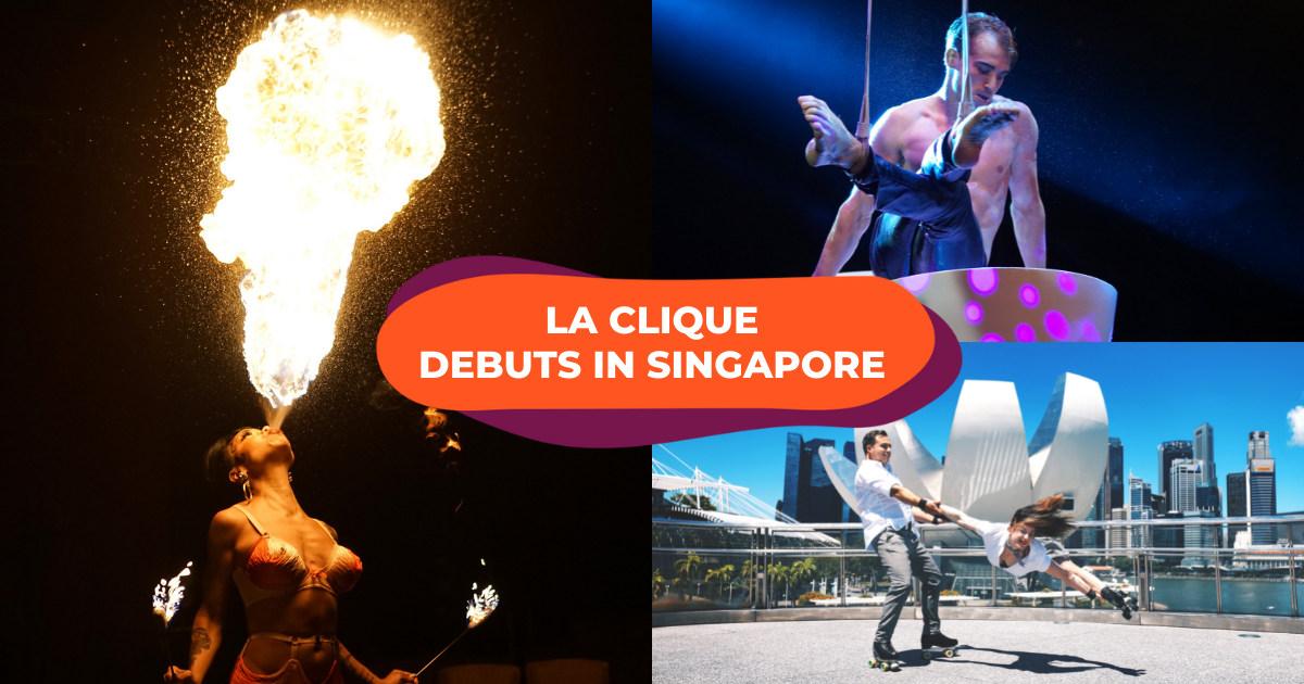 La Clique Singapore Promotion