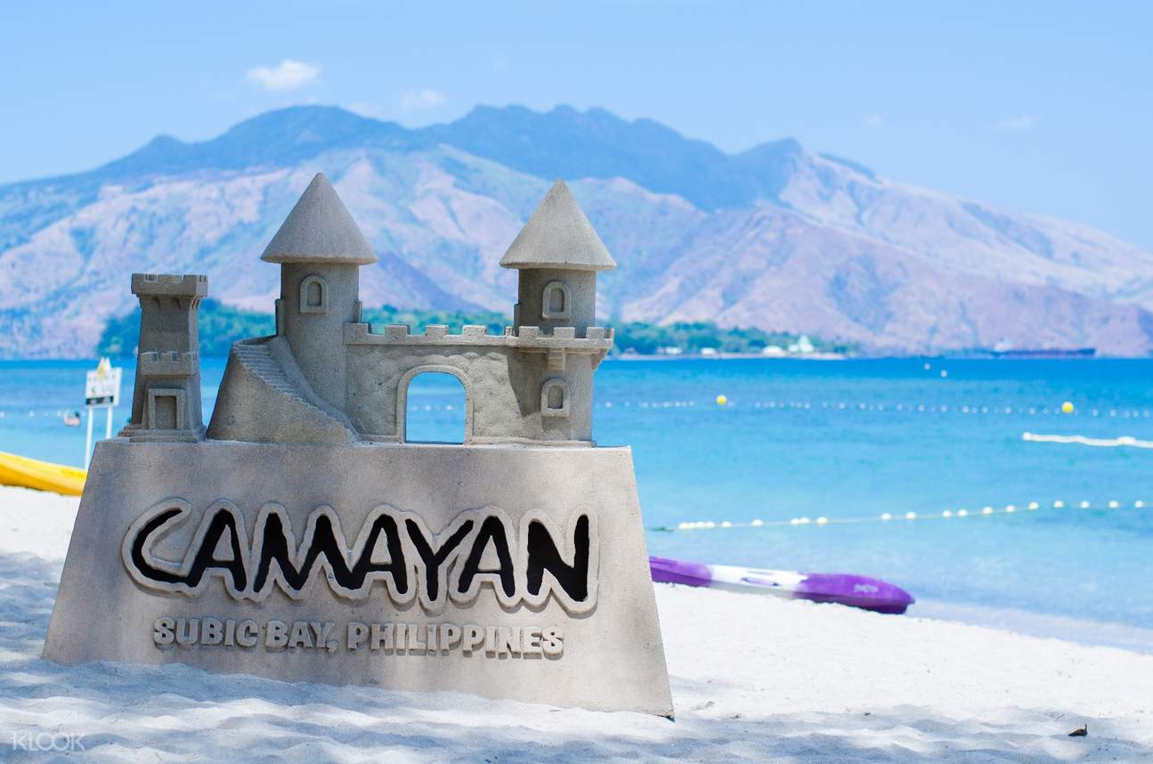 Camayan Beach Resort Day Pass Manila Philippines Klook