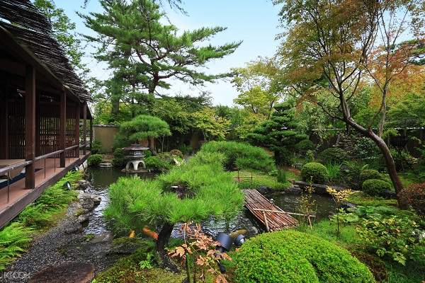 Garden Ryokan Nanzenji Yachiyo Restaurant Kyoto Klook