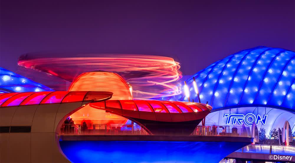 Disneyland China tickets
