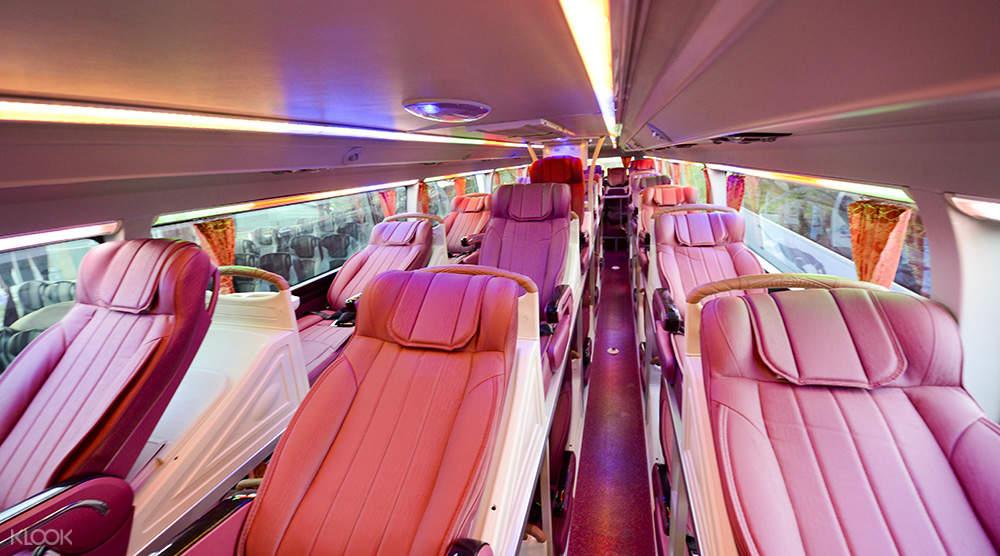 Di chuyển thuận tiện giữa Hà Nội - Sapa bằng xe giường nằm cao cấp