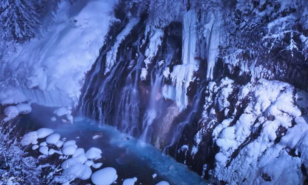 Shirohige Falls