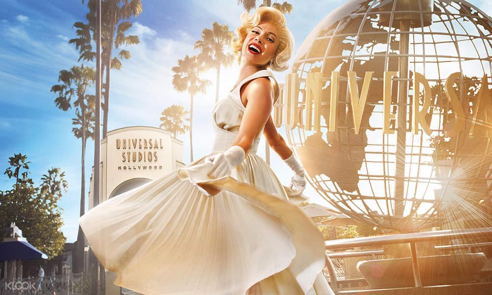 洛杉矶 好莱坞环球影城